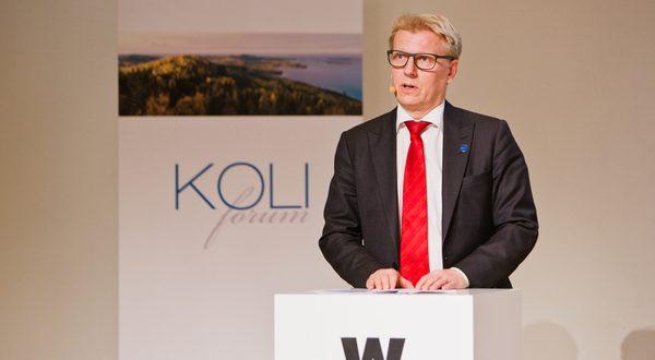 Minister Tiilikainen