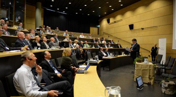 Koli Forum 2015 opening session, Petteri Taalas