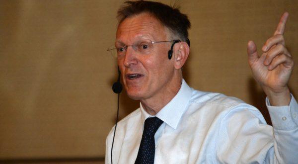Koli Forum 2015 opening session, Dr. Janez Potocnik
