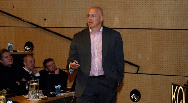 Koli Forum 2015 opening session, Mr. Bruce J. Oreck