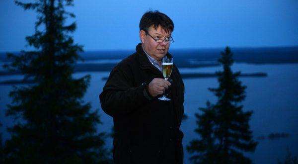 Petteri Taalas, Chairman of the Board, Koli Forum