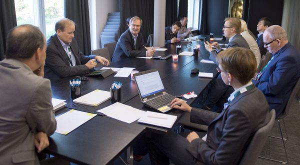 Science, innovation and people workshop